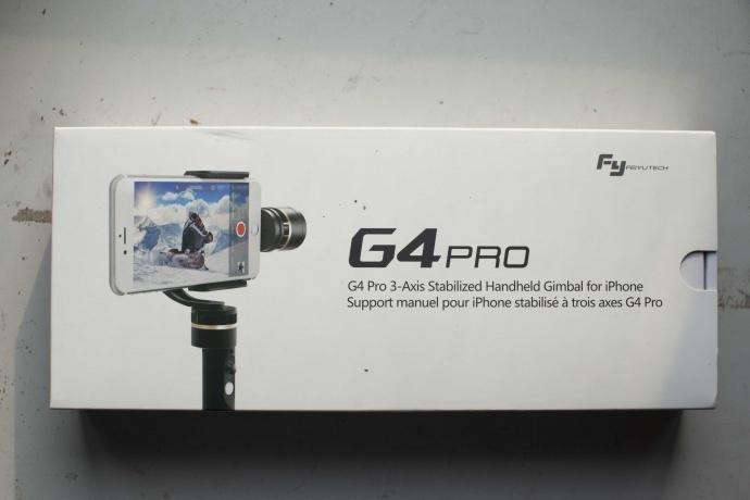 带你装X带你飞——手机三轴稳定器飞宇G4 PRO测评