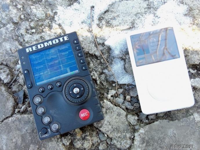 REDMOTE vs iPod