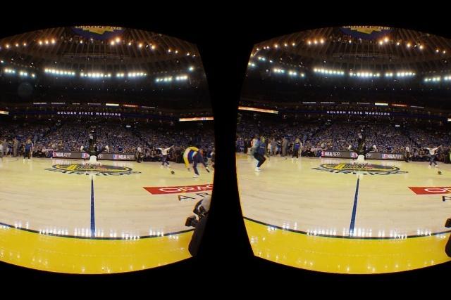 NBA已经准备迎接虚拟现实,而虚拟现实准备好了吗?