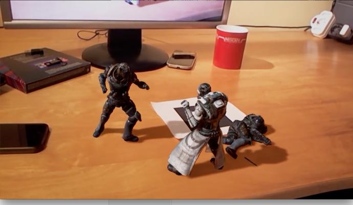 虚幻引擎4发布插件支持增强现实AR