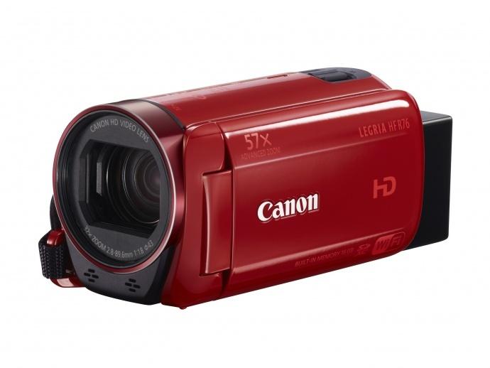 搭载可拍摄具有立体感画面的新记录模式, 佳能发布LEGRIA HF G40/R76/R706 3款数码摄像机新品