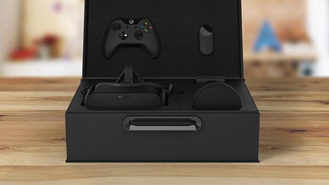 Oculus Rift预售价格公布:599美元