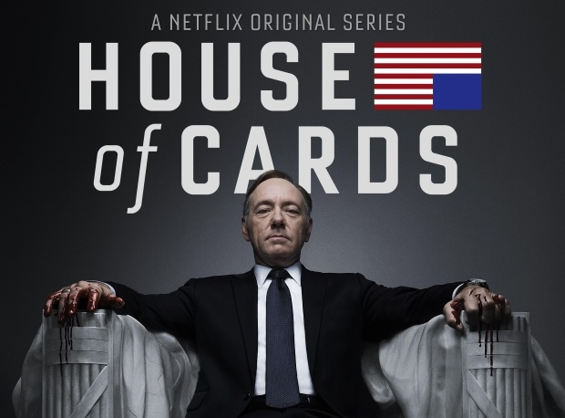纸牌屋第四季预告片放出——我们应得的领袖