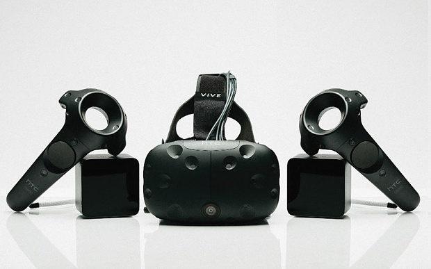 HTC虚拟现实设备VIVE预售:2月29日