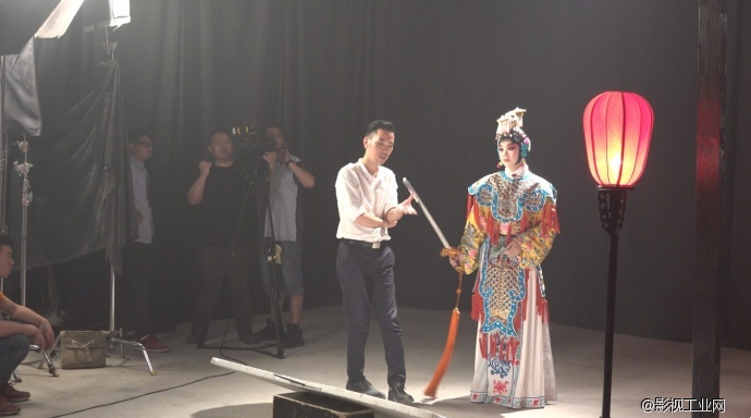 《新霸王别姬》导演空降【深圳】 教你拍摄4K级MV