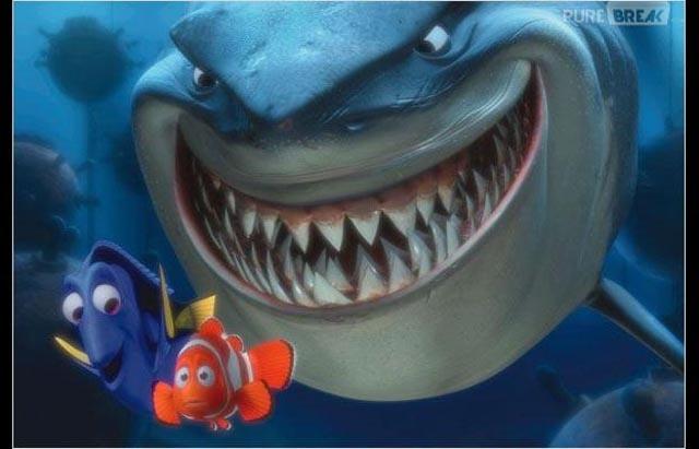 由皮克斯工作室制作的《海底总动员》nemo,在2003年获得了巨大的