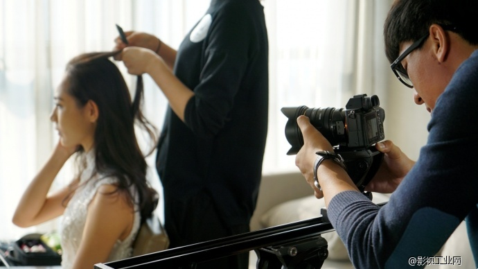 完美有多美?丨索尼全画幅微单™A7SII婚礼拍摄手记