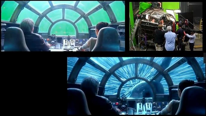 《星球大战:原力觉醒》超长(10分钟)幕后制作解析视频曝光
