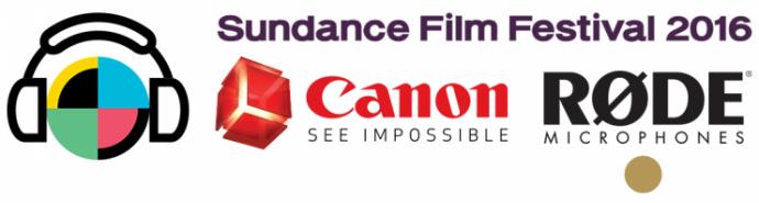 No Film School在2016年圣丹斯电影节上与Canon及Rode Microphones合作推出Podcast