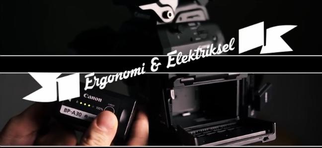 【器材对比】Canon C300 vsCanon C300 Mark II