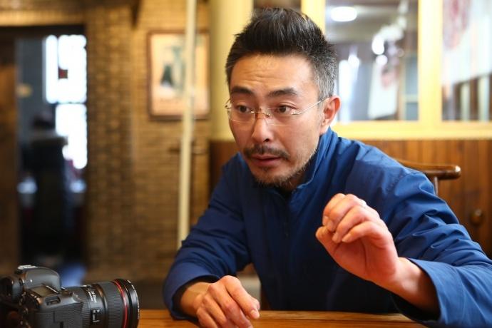 拥有电影级品质的电视栏目 专访《上菜》节目制片人王昱斌