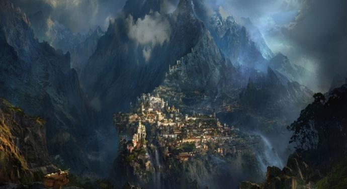 如何构建《西游记》的想象世界?《三打白骨精》美术大揭秘(海量概念设计图)