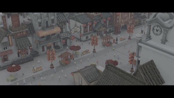 动画电影《年兽大作战》调色师手记与调色ShowReel