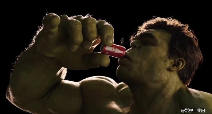 可口可乐Coke Mini广告蚁人VS绿巨人制作解析