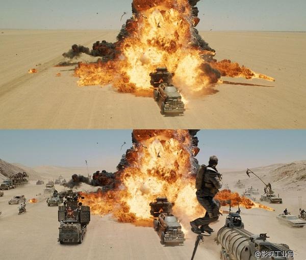 末世狂飙《疯狂麦克斯》,导演说有技巧才会燃!
