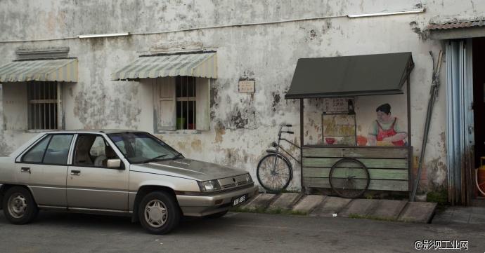 珍视勘景时场景给自己的第一感觉 ——《旧街场》摄影创作手记