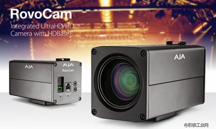 AJA猴年新品——RovoCam摄像头
