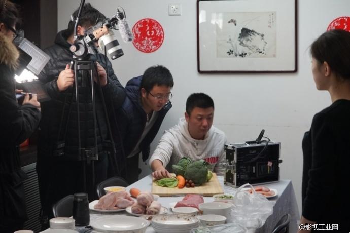 CCTV-1综合频道2016年春节特别节目 【家宴中国年】导演手记