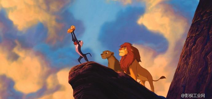 """《狮子王》何止""""经典""""的神作"""