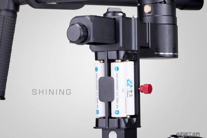 【闪灵】智云2016正式发布 专业级双手单反三轴稳定器