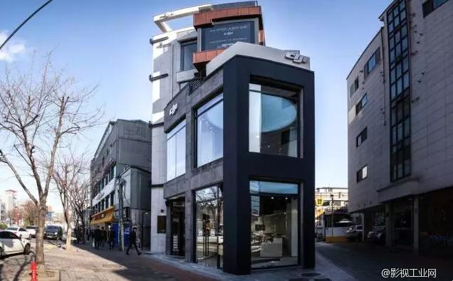 【DJI资讯】大疆首家海外旗舰店——首尔弘大旗舰店正式开业!