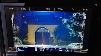 使用佳能EOS C300 Mark II创作广告级宣传片《禅行天宁寺》拍摄心得