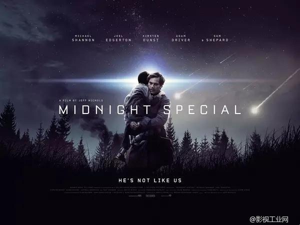 《午夜逃亡》导演杰夫·尼克尔斯:这部电影教我如何做个父亲
