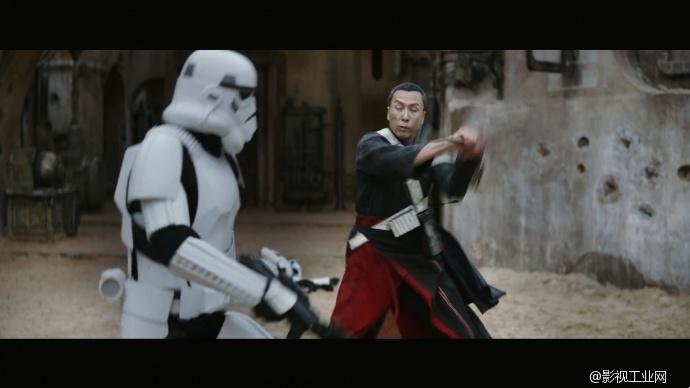 《侠盗一号:星球大战外传》预告抢先看 1080p