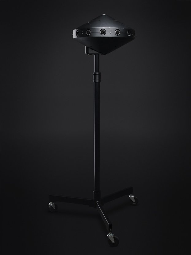 Facebook 推出自家 Surround 360 全景 VR 相机,但是它不卖!