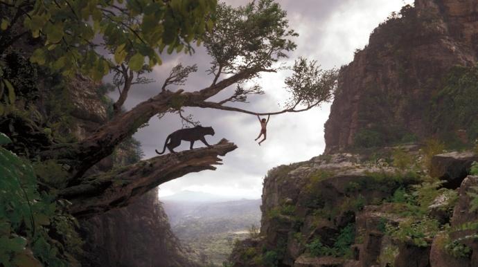 就一个真人,《奇幻森林》如何拍出来?