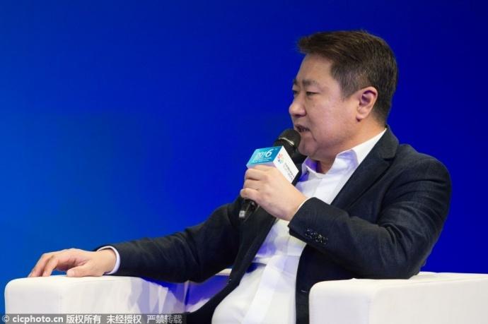 【BJIFF中外电影合作论坛】 于冬:未来中国票房可达1500亿到2000亿