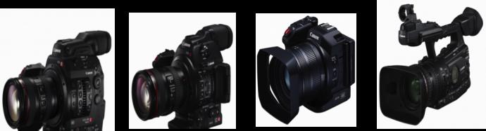 佳能推出新免费升级固件,进一步提升5款专业影像产品性能