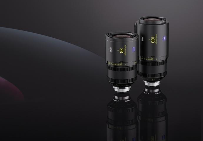 【NAB 2016】ARRI/ZEISS发布两款全新Master Anamorphic变形镜头