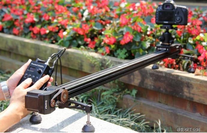 一见钟情——青牛全新X6电控摄影滑轨