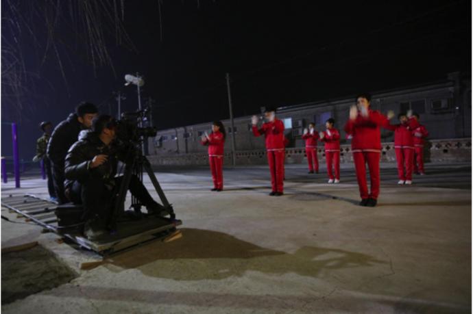 北京大学生电影节参赛微电影创作实录 ——佳能专业器材拍摄《杏儿》