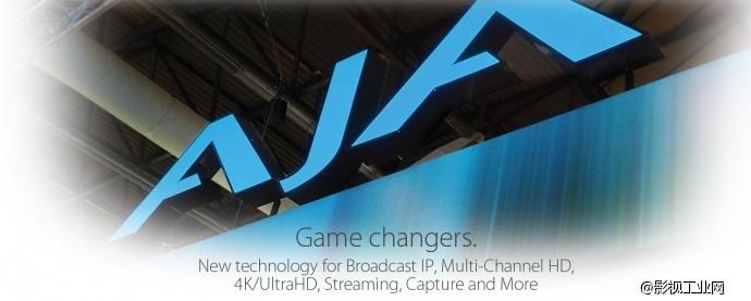Game changers——NAB 2016 AJA新款转换器