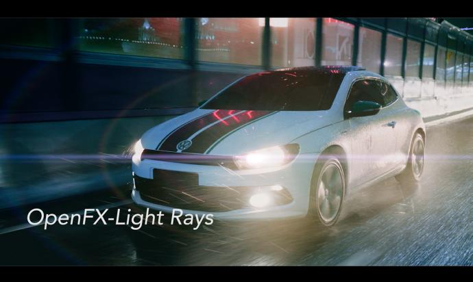 《如何增加光效》Oh,4K调色系列小视频第十三集