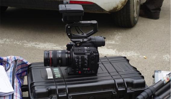 使用C300 Mark II拍摄《挖宝奇遇》