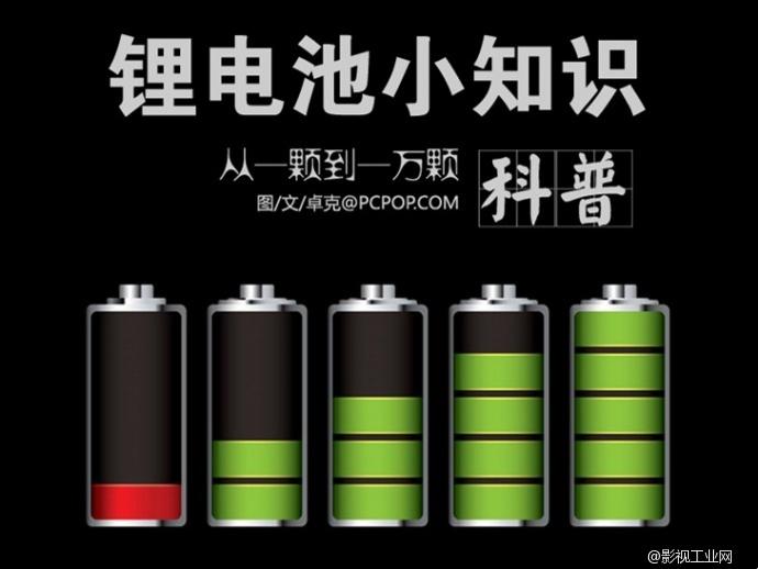 从一颗到一万颗!关于锂电池的小知识