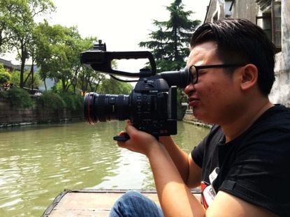 """与水为邻 ——使用佳能C100 Mark II拍摄""""同里水乡""""宣传片"""