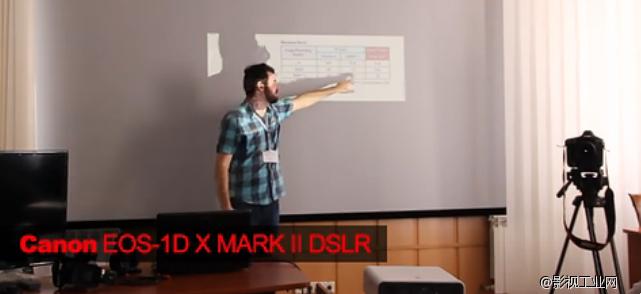 佳能1DX Mark II产品规格参数