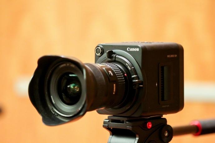 佳能全新专业级影像产品阵容 为行业用户拓展更多拍摄可能