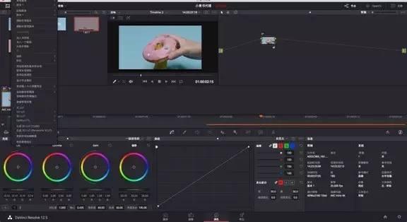 轻松制作V-LUT 实现VariCam LT摄影机现场实时色彩预览