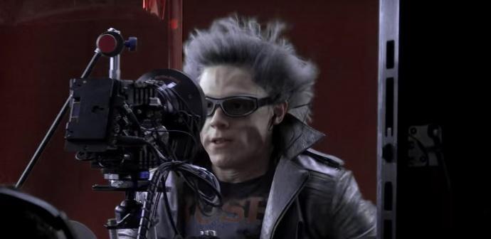 《X战警:天启》里快银的快速移动是如何拍摄的