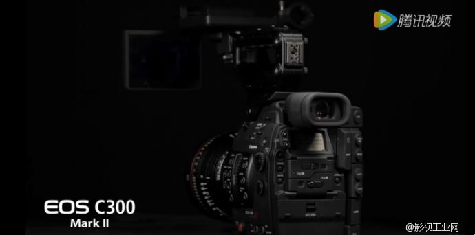 佳能C300 MKII概念宣传片