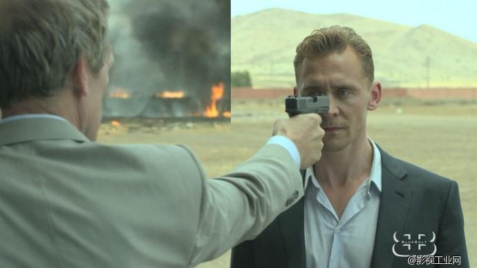 《夜班经理》后期VFX特效制作欣赏