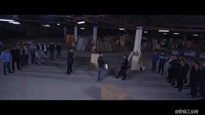 3D新媒体电影《欠债还钱》拍摄手记