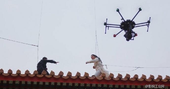 【电影拍摄】告别摇臂,轻松拍摄高空镜头!