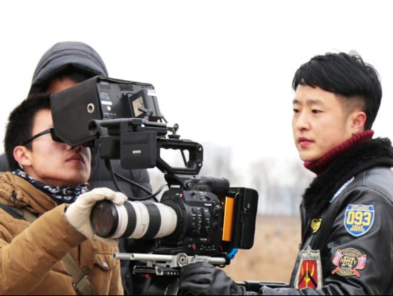 佳能EOS C300 Mark II拍摄网络大电影《伏魔先生》