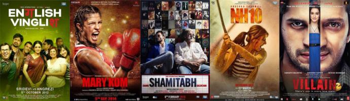 2016中国电影博物馆印度电影展映片单( 7.16-8.7周六、周日)